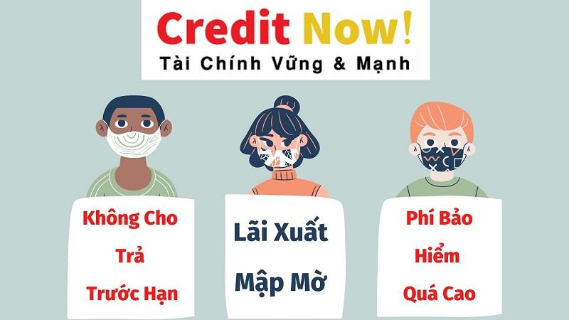 Credit Now lừa đảo hay chỉ là hiểu nhầm