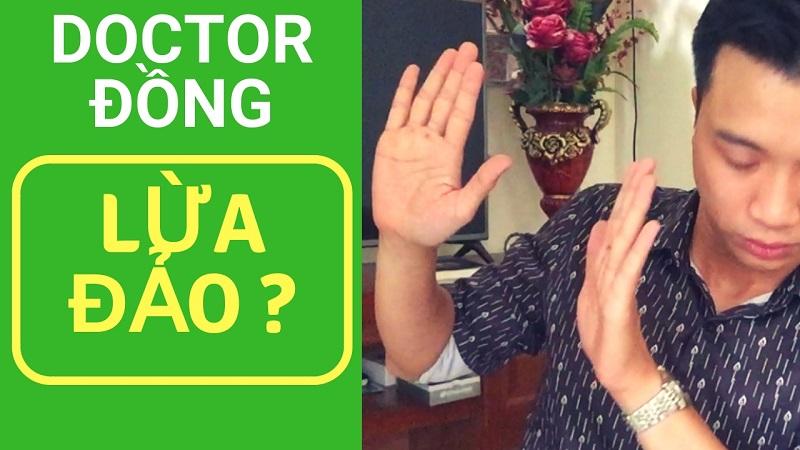 Doctor Đồng có lừa đảo không?