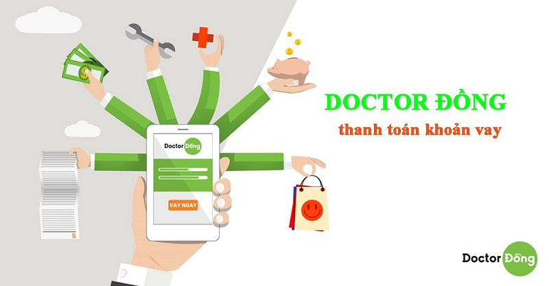 Hướng dẫn thanh toán Doctor Đồng Online