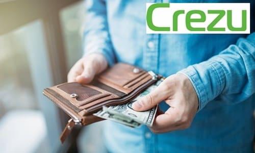 Hướng dẫn vay tiền Crezu