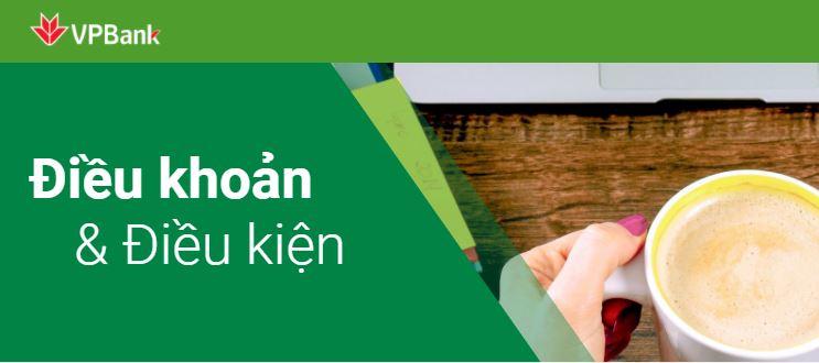 Lãi suất, phí, điều khoản, điều kiện khi vay tín chấp tại VPBank