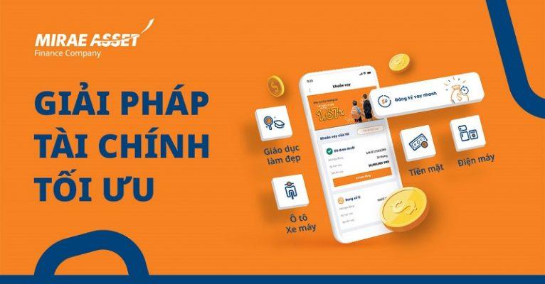 MAFC ứng dụng vay tiền trên Android, nhận tiền sau 3 ngày