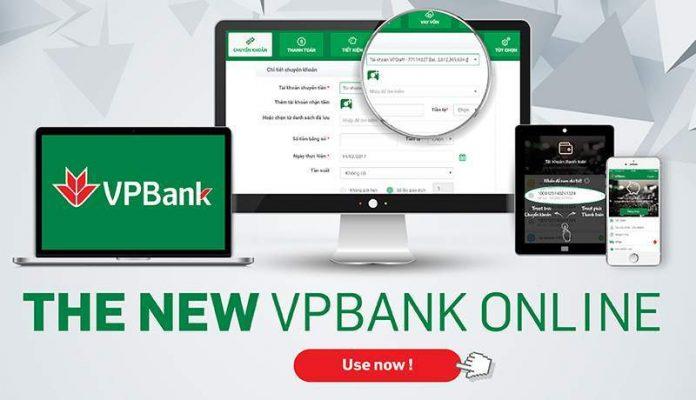 Vay tiền online tại VPBank - Click để vay, tiền có ngay