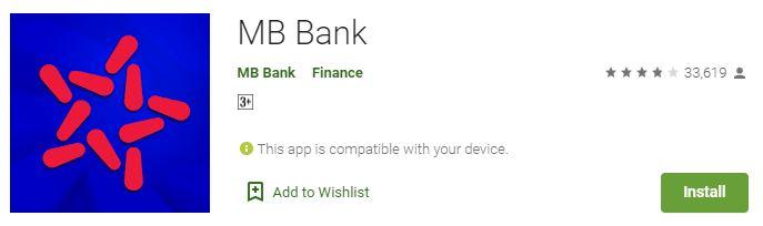 Hướng dẫn cài đặt ứng dụng MB Bank và mở tài khoản MBBank Online