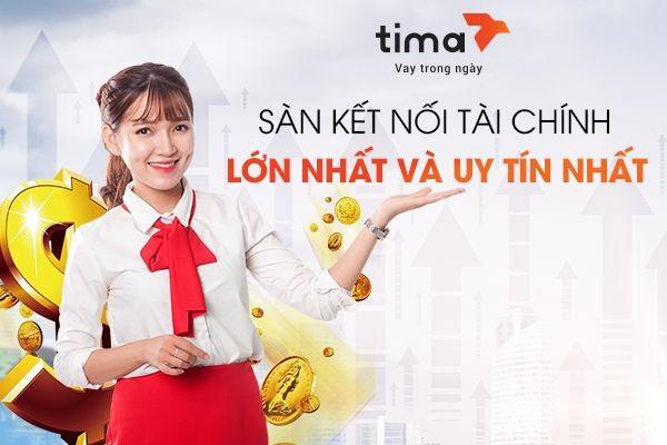 Vay tiền Tima có thật sự uy tín không?