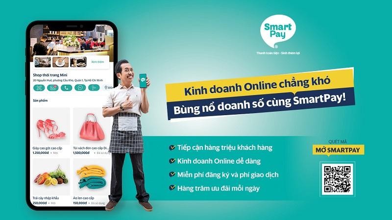 Báo chí nói về Ví điện tử SmartPay