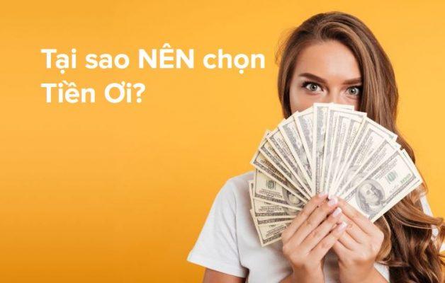 Giải đáp câu hỏi thường gặp về vay tiền nhanh Tiền ơi