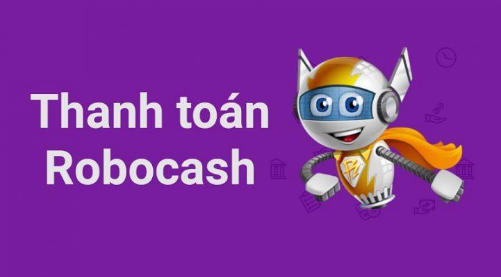 Thanh toán khoản vay Robocash