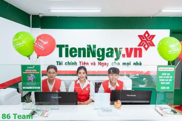 Tài chính tiện và ngay cho mọi nhà với Tiền Ngay (tienngay.vn)