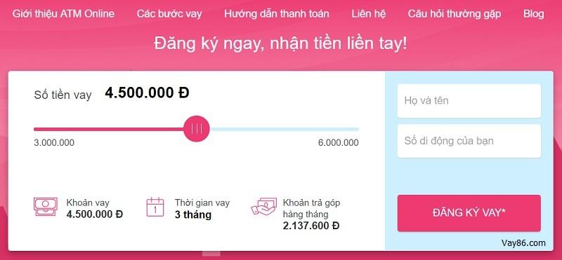 ATM Online là gì? Cần làm gì khi muốn vay tiền ATM Online