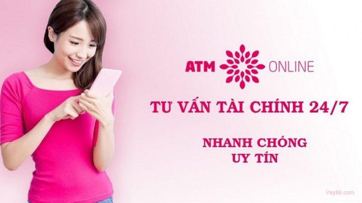 Giải đáp thắc mắc về vay tiền nhanh ATM Online