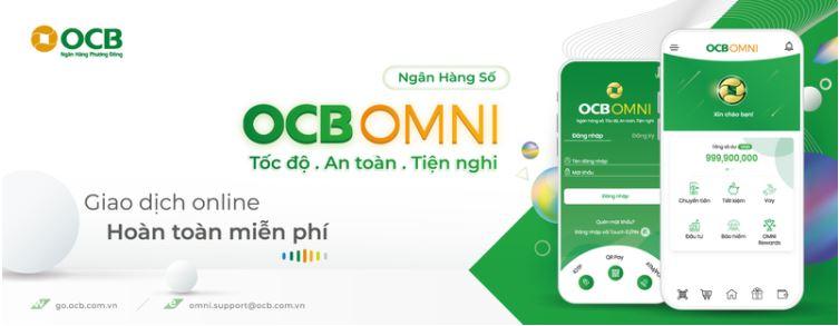 Hướng dẫn cách vay tiền OCB Omni chi tiết